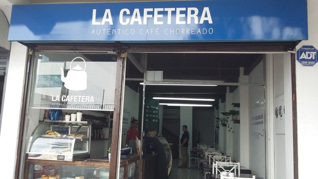 La Cafetera coffee shop