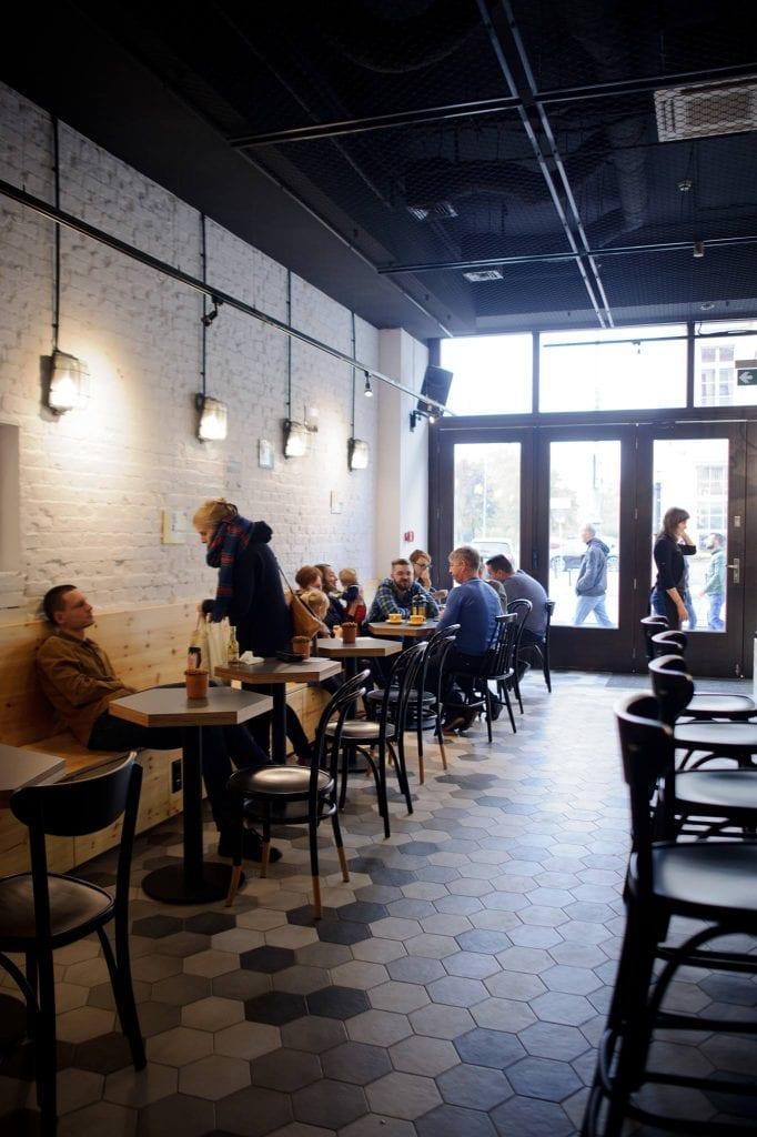 Gniazdo coffee shop wroclaw