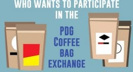 WOC Dublin 2016: Why You Should Participate in the PDG Coffee Bag Exchange