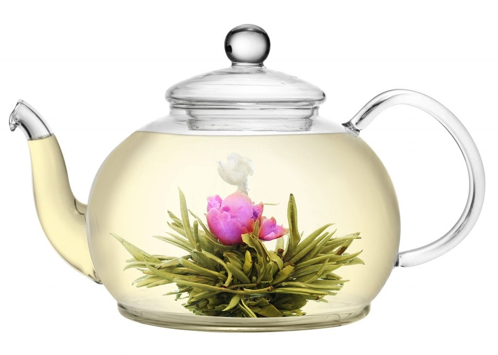 Solaris Tea flowering tea