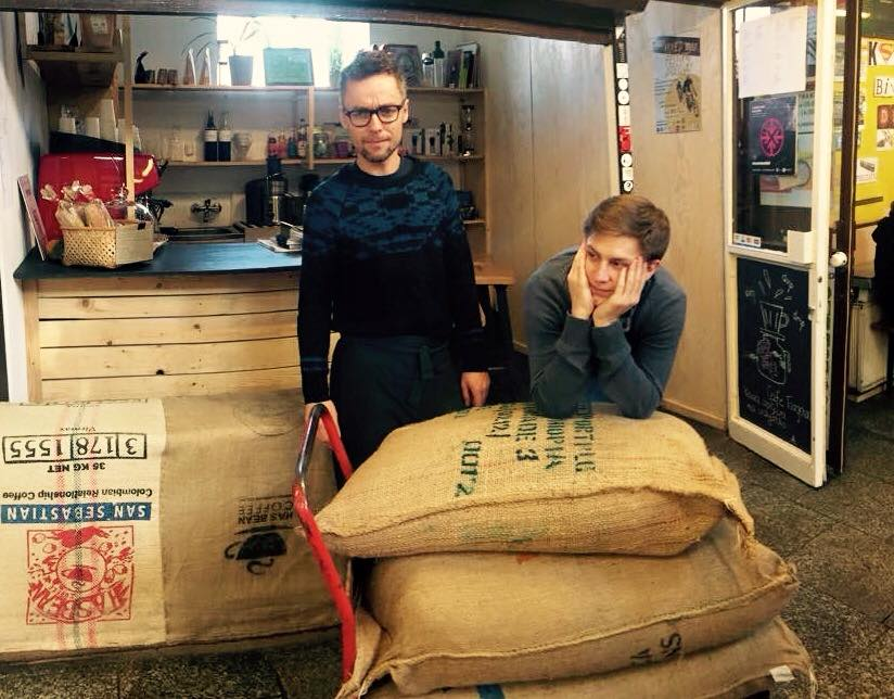 Targowa coffee shop wroclaw