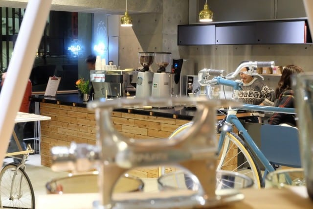 Ratio Coffee & Cycle
