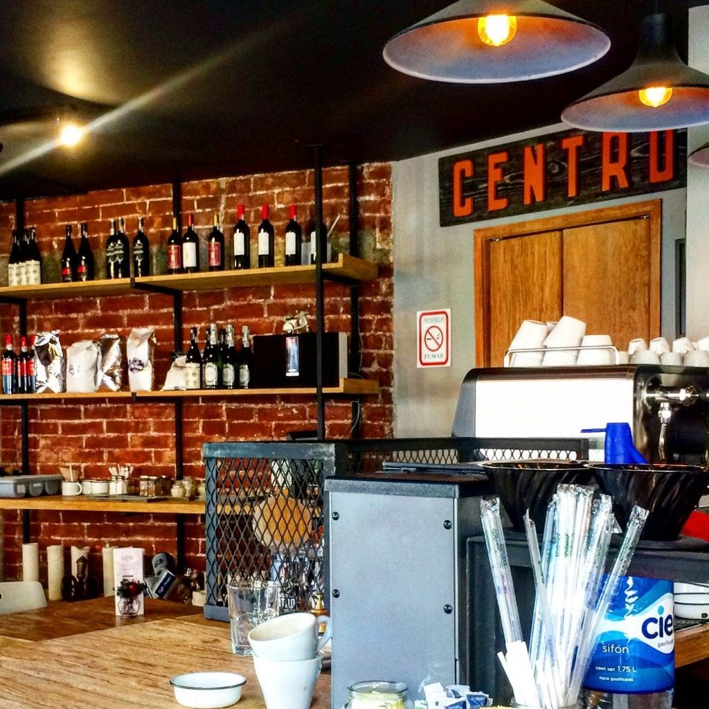 Centro coffee shop