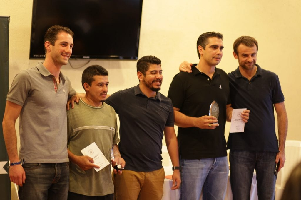 project origin coffee auction el salvador winners and organisers
