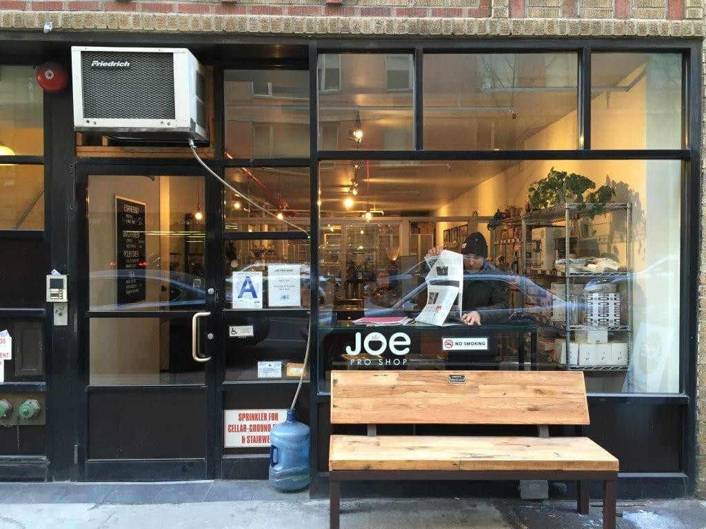 Joe Pro Shop