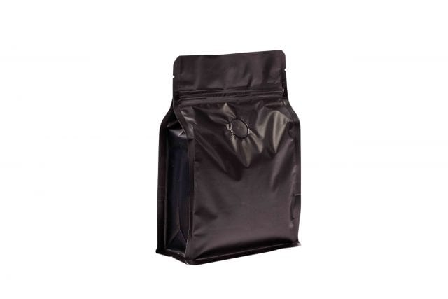 Regular zipper coffee bag