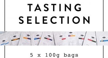 AeroPress Bundle & Horsham Coffee Tasting Selection Giveaway
