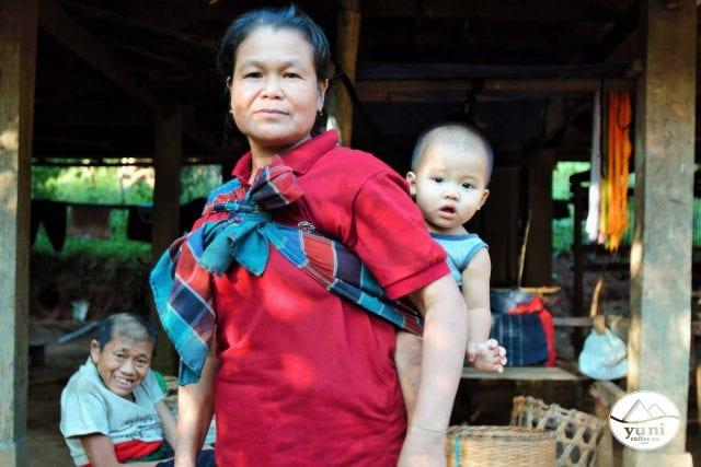 first lady of coffee in Xam Tai
