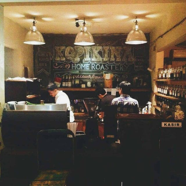 Kopikina Coffee