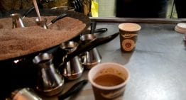 Is Sand The Key to Blow-You-Away Turkish Coffee? A VIDEO Exploration
