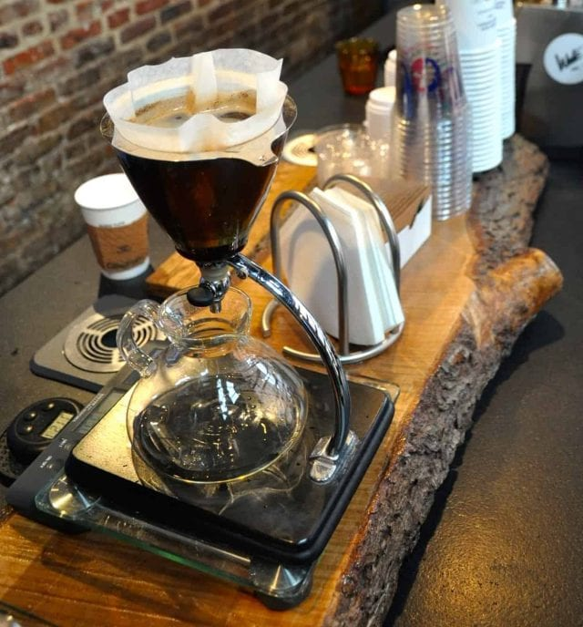 La Colombe Coffee Roasters, Blagden Alley