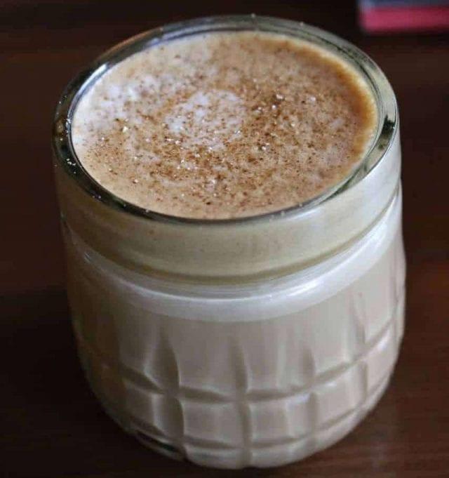 Luna's Muscovado Latte