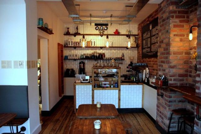 The Pocket Coffee Shop