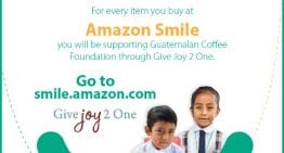 Shop For a Cause: Amazon & Anacafé Support Education in Guatemala