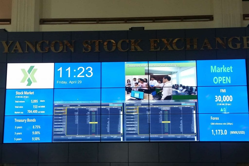 Yangon Stock Exchange