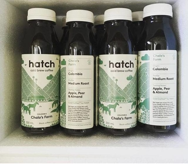 Chalo's Farm cold brew coffe