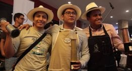 Interview: How to Organise the 1st Ecuador AeroPress Championship