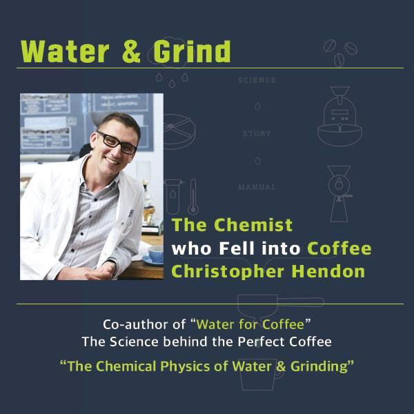 Chris Hendon Water & Grind