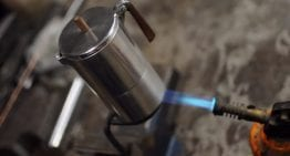How to Make Your Own Moka Pot Out of Scrap Metal: A VIDEO Guide