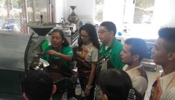 How Carlos Pineda Set Up The First Cupping School in Honduras