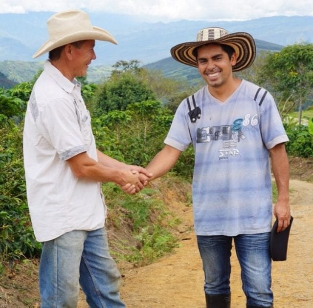 coffee farmers