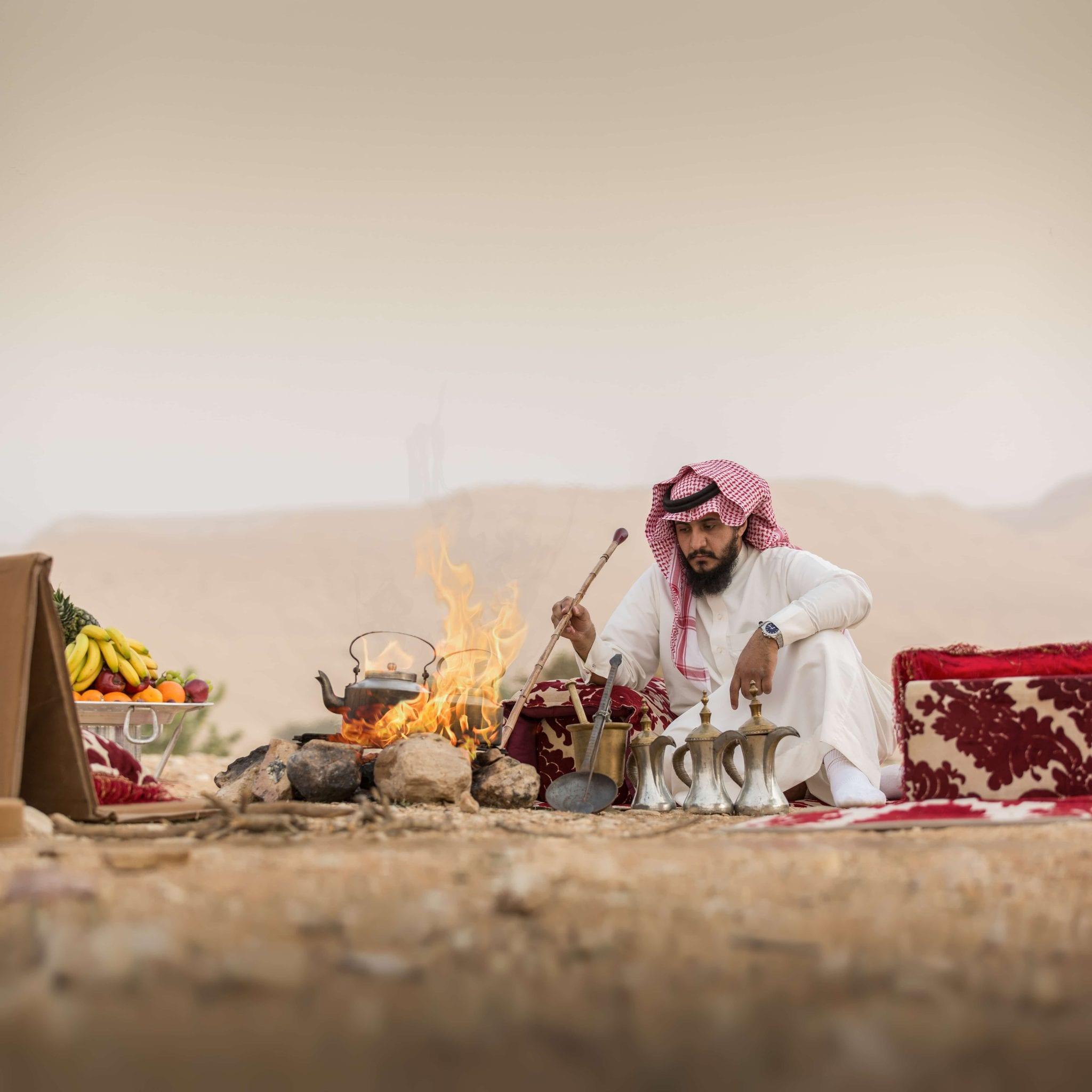 dallah desert
