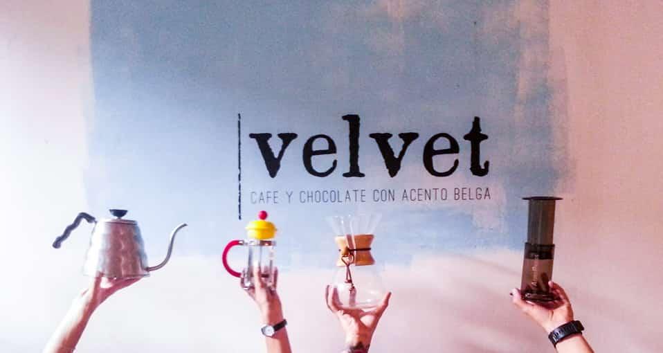 Recorrido por los 5 mejores caf s de medell n perfect for Que significa velvet