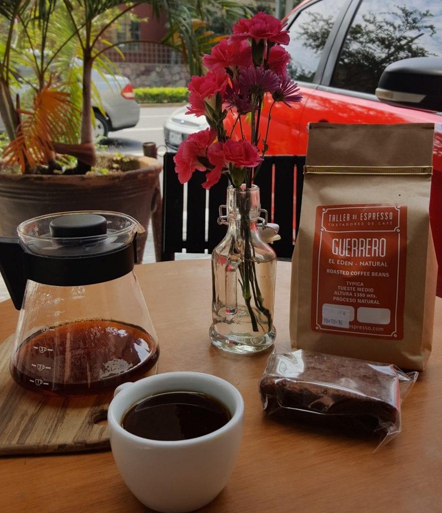 Coffee at Taller de Espresso