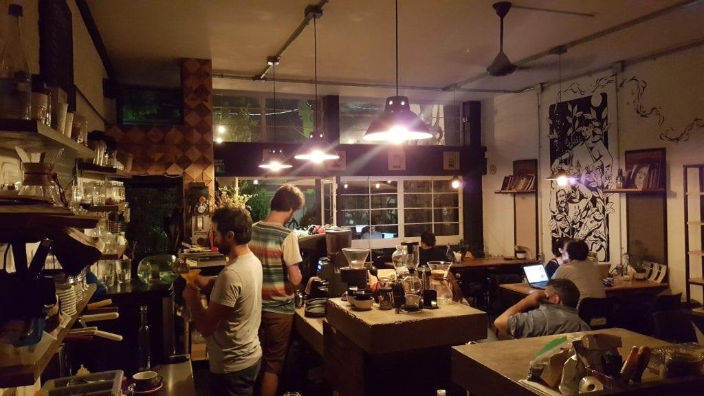 Matraz Café