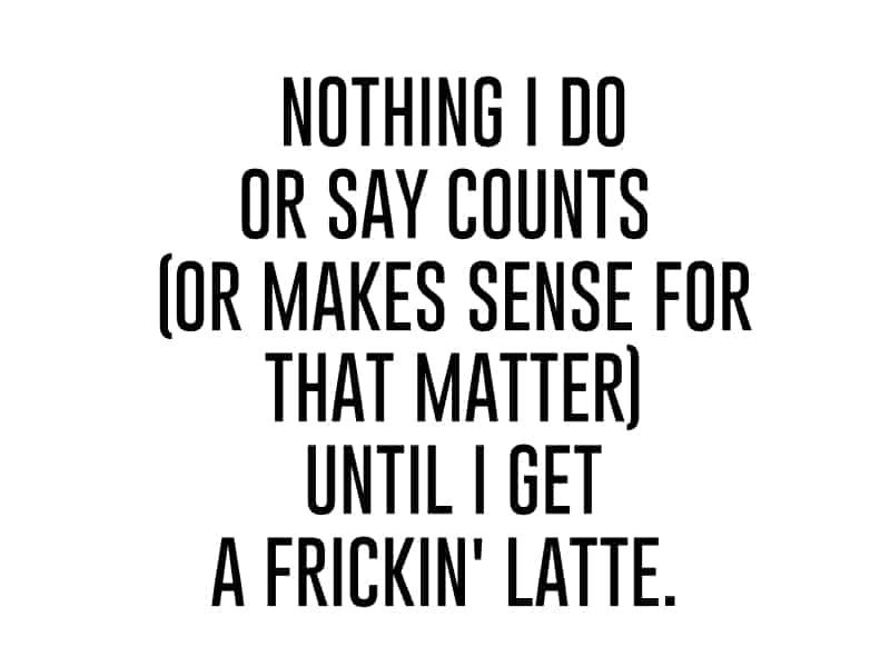 frickin-latte