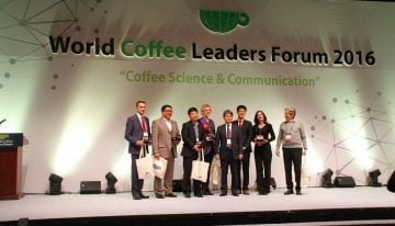 What Was Discussed at The World Coffee Leaders Forum 2016?