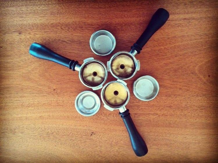 描述: espresso baskets