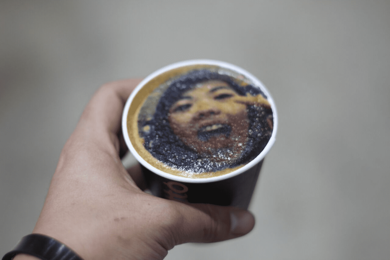 Latte Art Cafes Near Me