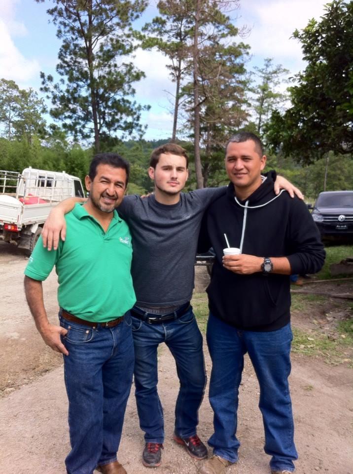 Rodolfo Peñalba of COMSA and Henry Wilson of PDG