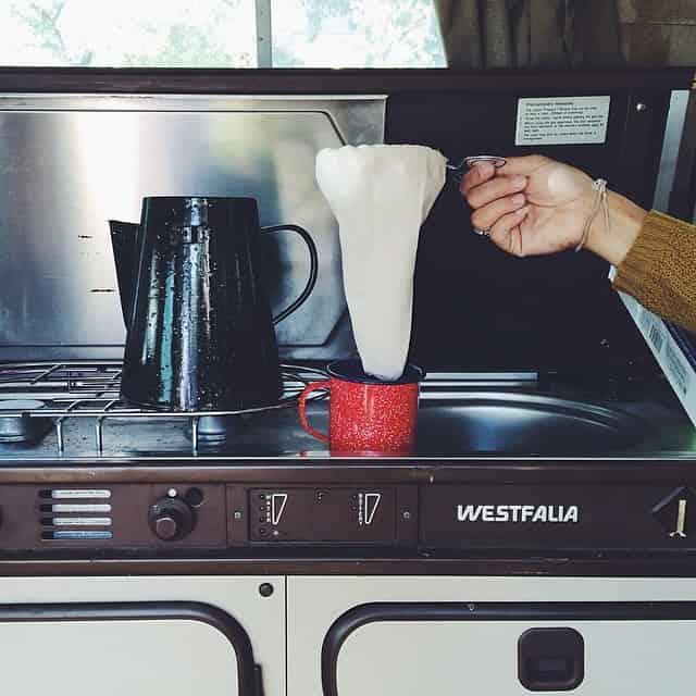 media de cafe