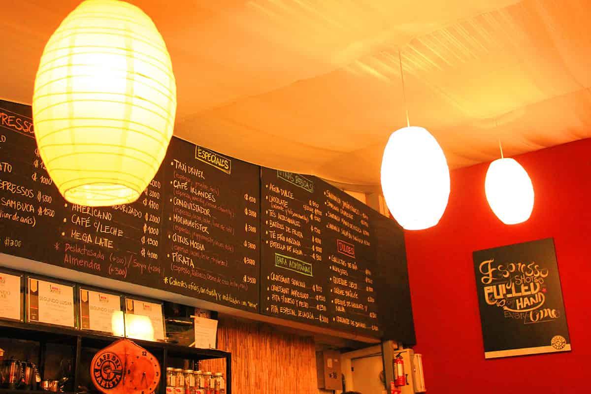 cafe del barista