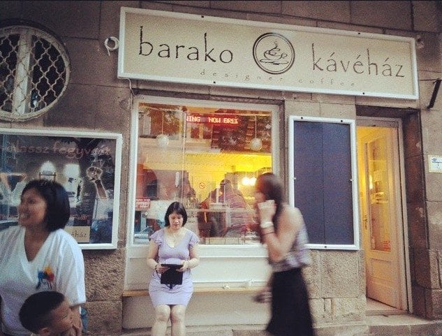 barako coffee shop