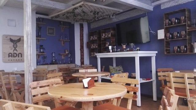 cartagena coffee shop