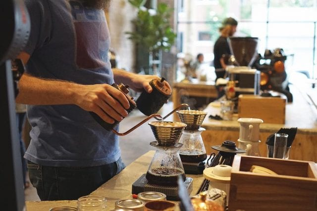 cirque coffee pour over