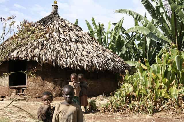 comunidad en Africa