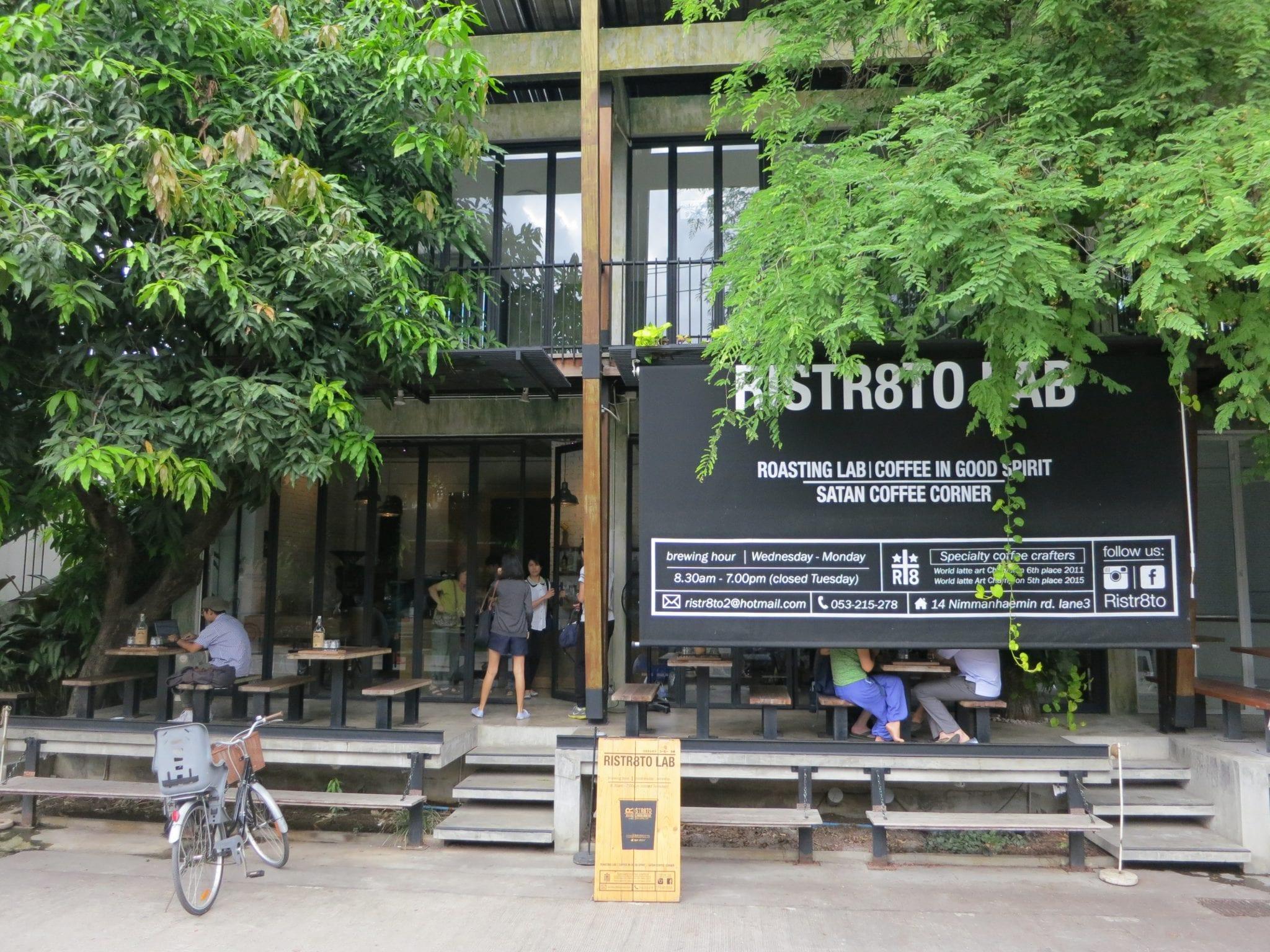 cafeteria de cafe natural