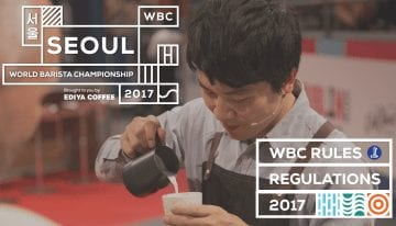 World Barista Championship Rule Changes Announced