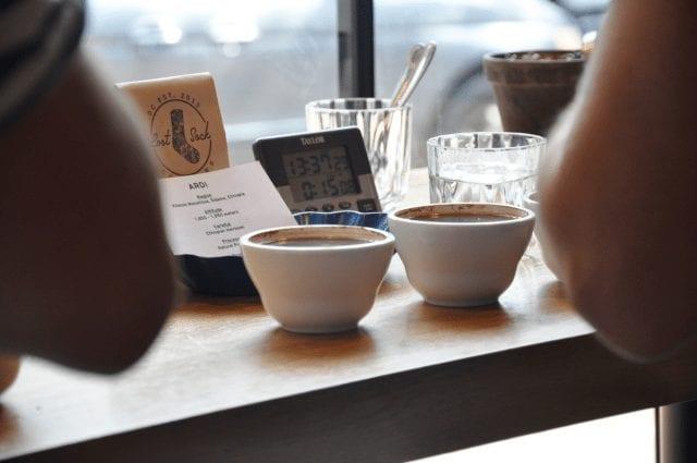 catacion cafe de etiopia