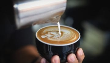 Why Is Milk & Coffee Such a Great Combination?