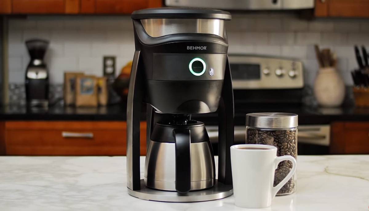 Win Voice Controlled Specialty Behmor Brew Kit At Sca