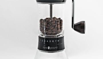Win an AeroPress, Handground Grinder, & Swift Cup Coffee Bundle!