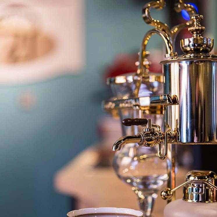 cafetera sifon