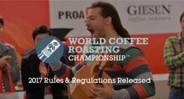 New World Coffee Roasting Championship Rules Announced