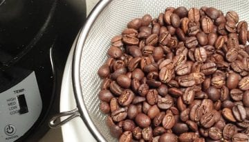 Everything You Need for a Home Roaster Starter Kit