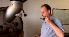 VIDEO: The Blind Roaster Relying on Sound & Smell Alone
